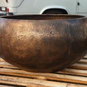 Bronze Planter XI