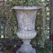 Stone Reeds Vase